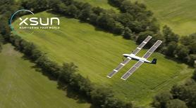 XSUN: 600 km d'autonomie pour le drone solaire