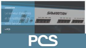 La société PCS spécialiste en solutions de communication pour les établissements de santé et scolaires