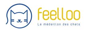 UBISCALE crée Feelloo, le premier médaillon intelligent pour chats