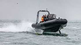 SEAIR: Le «bateau volant» des commandos bientôt mis à l'eau